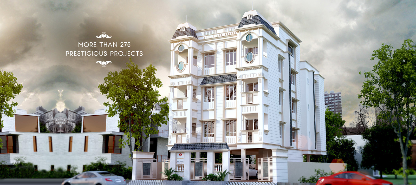 Luxury Apartments in Anna nagar chennai