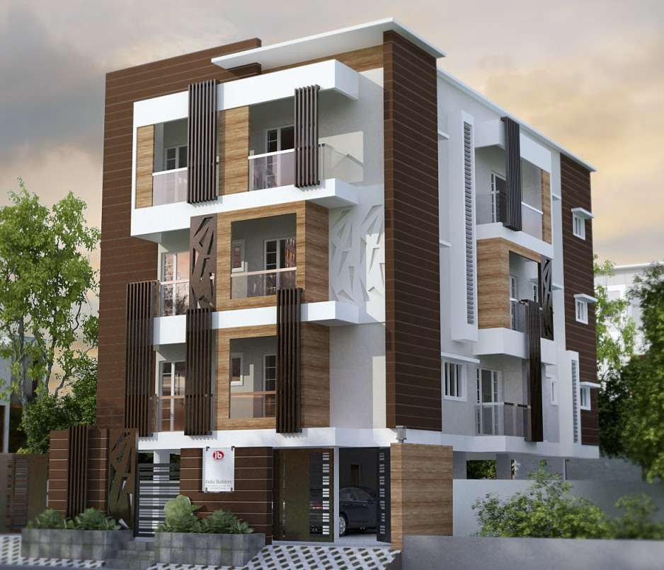Three Apartments With Extra Special Lighting Schemes: Premium Residential Apartments For Sale In Anna Nagar