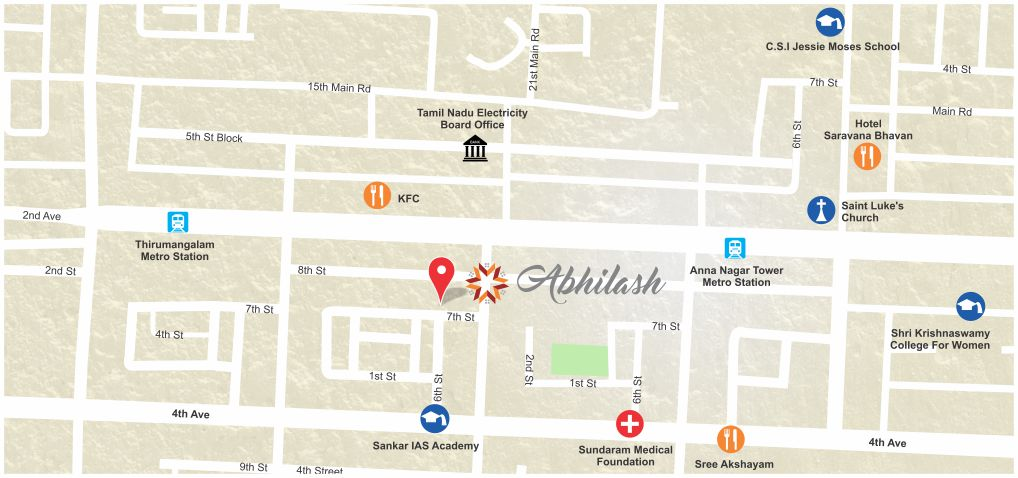 ABHILASH Premium residential Apartments