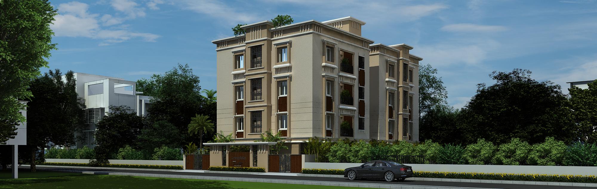 Premium Residential Apartments for Sale in Anna nagar, Adyar