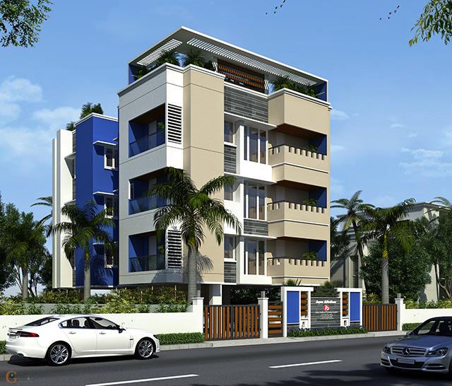 Premium Builder In Chennai, Luxury Apartments/Flats For