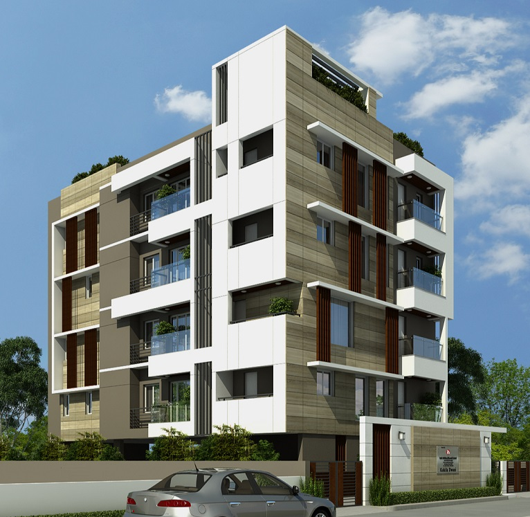 Flat Apartment: Premium Builder In Chennai, Luxury Apartments/Flats For
