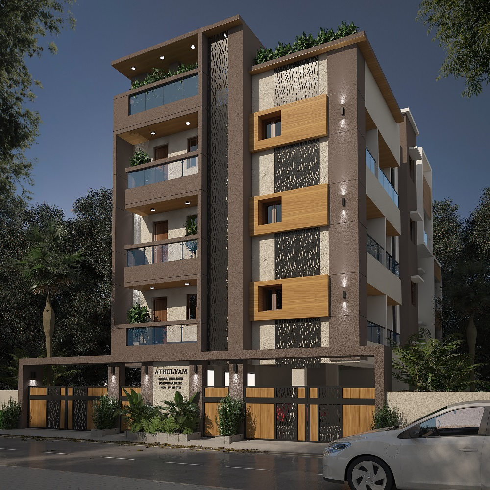 Apartments For Sale: Premium Builder In Chennai, Luxury Apartments/Flats For